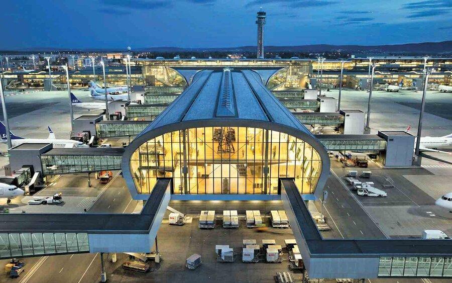 پرواز با فناوری در فرودگاه های آینده