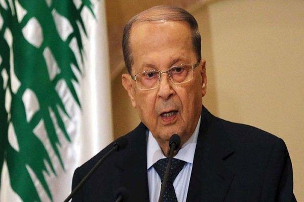 شایعه درگذشت رئیس جمهور لبنان تکذیب شد